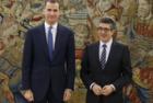 El Rey anuncia nueva ronda de consultas con los partidos políticos