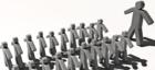 La irreversible desvalorización del factor trabajo