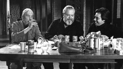 Netflix terminará The Other Side Of The Wind, de Orson Welles