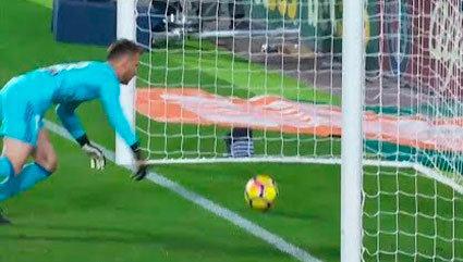 Betfair considera válido el gol de Messi al Valencia y abona el triunfo del Barcelona