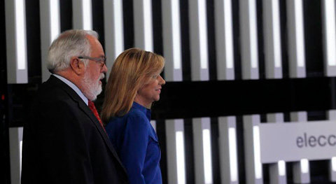 Cañete se escabulle de la financiación ilegal del PP