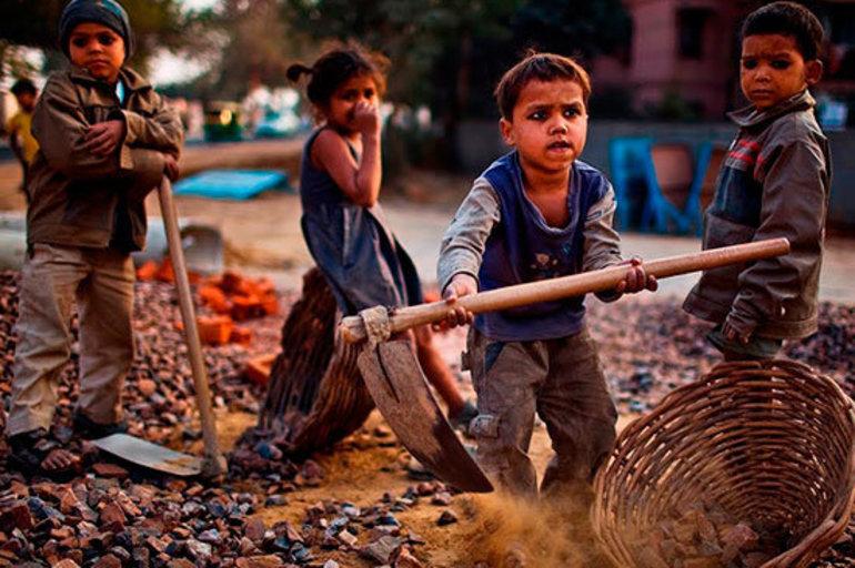 152 millones de niños se encuentran en situación de trabajo infantil