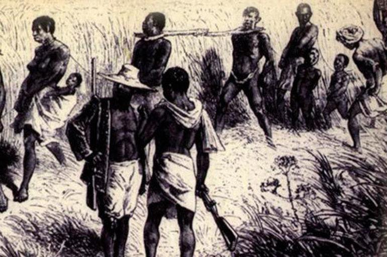 La esclavitud en los Estados Unidos