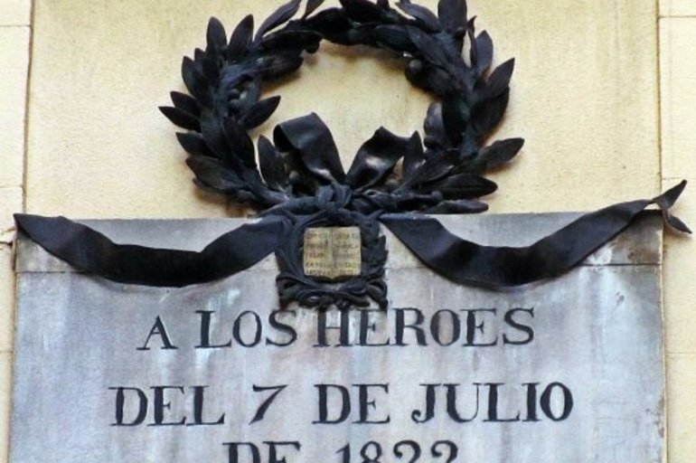 EuroFiestas Guirnalda Nombre Jorge