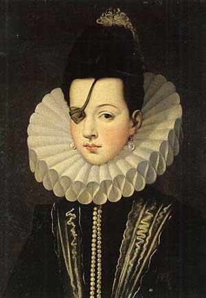 Retrato de la princesa de Éboli