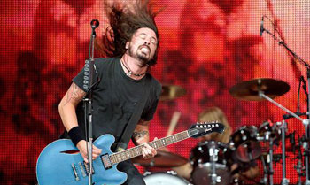 Foo Fighters en tu garaje