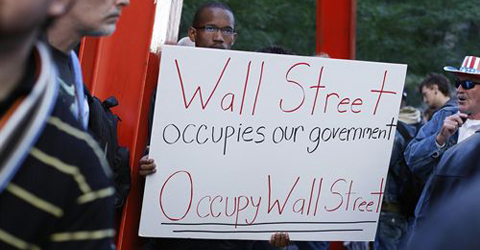 850.000 dólares para desprestigiar al movimiento Occupy Wall Street