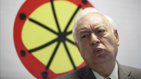 José Manuel García Margallo, ministro de Asuntos Exteriores.
