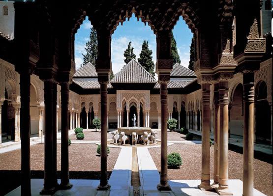 Restaurado El Patio De Los Leones De La Alhambra Cultura Diario