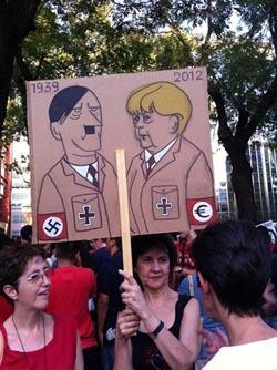 No al Cuarto Reich - Sociedad - Diario digital Nueva Tribuna