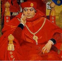 El cardenal Worsley