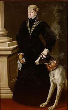 Retrato de Juana de Austria