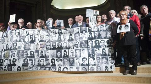 Fotos: Plataforma por la Comisión de la verdad.