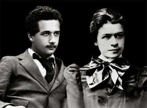Mileva y Albert