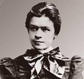 Young Mileva | 1896