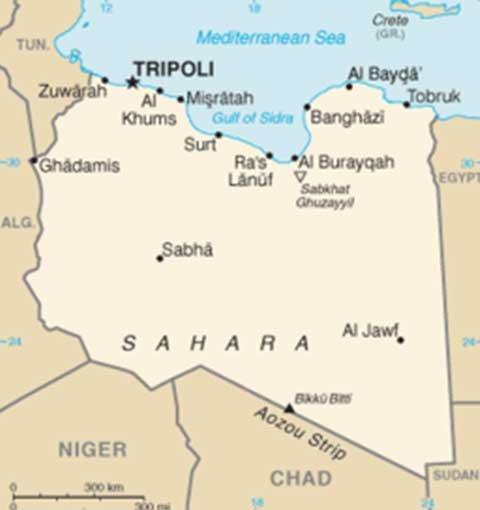 Cual Sera El Futuro De Libia
