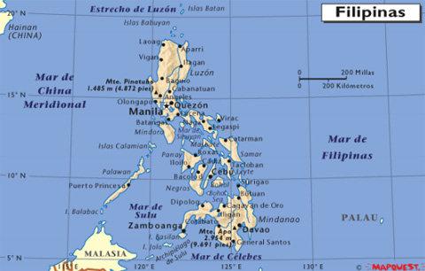 Resultado de imagen para FILIPINAS ALTITUD LATITUD