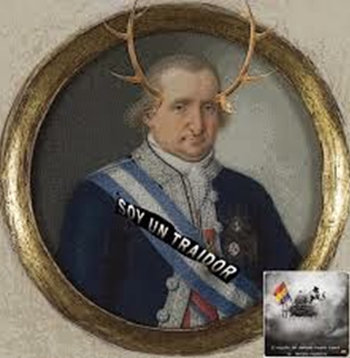 Carlos IV, el rey cornudo