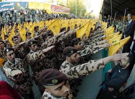 Resultado de imagen para milicia chiita Hezbollah