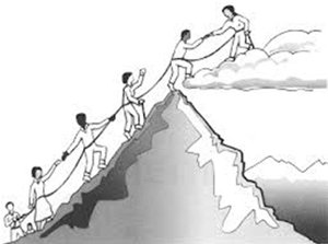 Cooperación versus competitividad