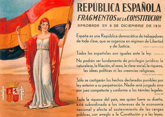 Constitución de 1931