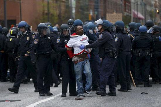 Baltimore: la forma doméstica del 'terrorismo'