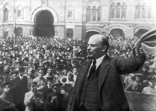 Las ideas de Lenin