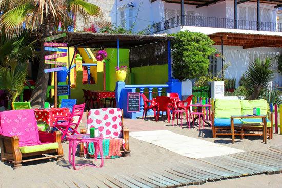 Los 10 chiringuitos de playa m s guays de espa a for Decorar casa karma