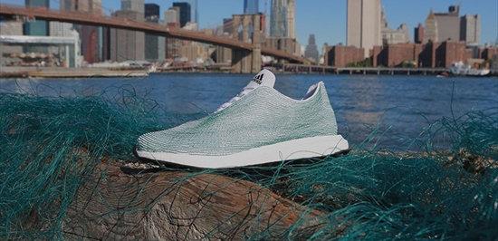 Conoce Con De Mar Zapatillas Las Basura Confeccionadas Adidas Del 4j35RAL