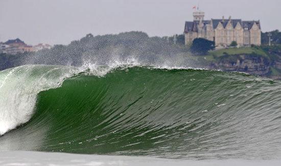 playas en espana para surfear