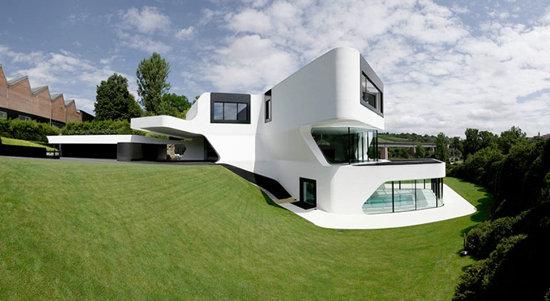 Diez Casas Futuristas Que Te Asombrarn Hoy Sociedad
