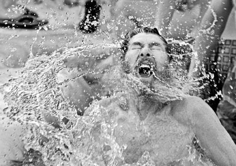 Duchas de agua fria para adelgazar