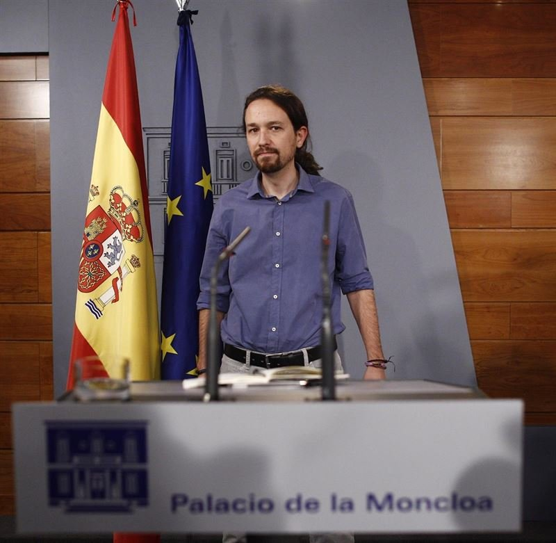 Resultado de imagen de Pablo Iglesias, Presidente del Gobierno de España