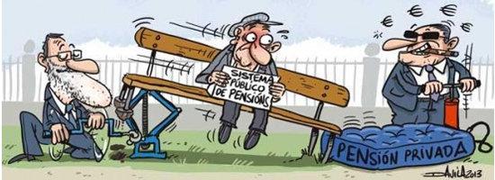 Resultado de imagen de pensiones injustas