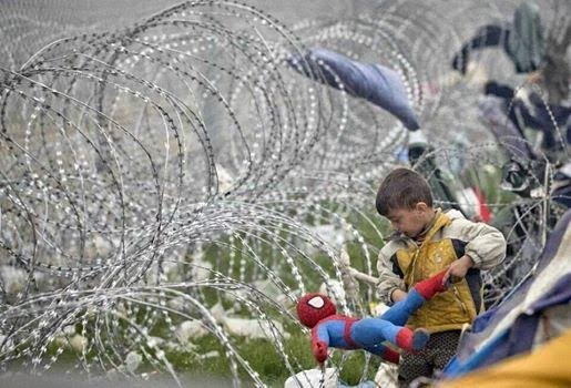 Las imágenes que ilustras este artículo tienen como finalidad herir la susceptibilidad del lector | Imágenes: Red de Refugiados