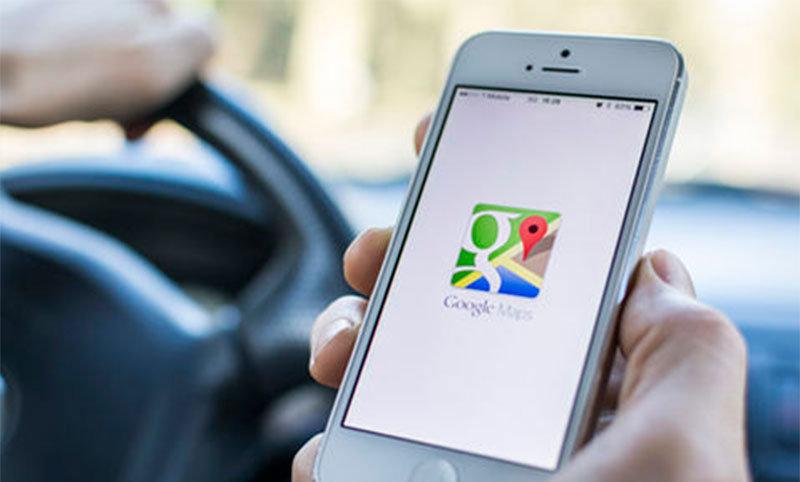 Resultado de imagen para usar google maps