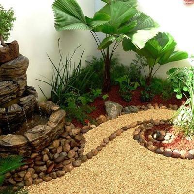 El jard n perfecto seg n el feng shui salud diario - Feng shui casa nueva ...