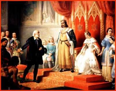 En 1492 los Reyes decretaron la conversión forzosa al cristianismo de los judíos de sus reinos y la expulsión o ejecución de los que se negasen