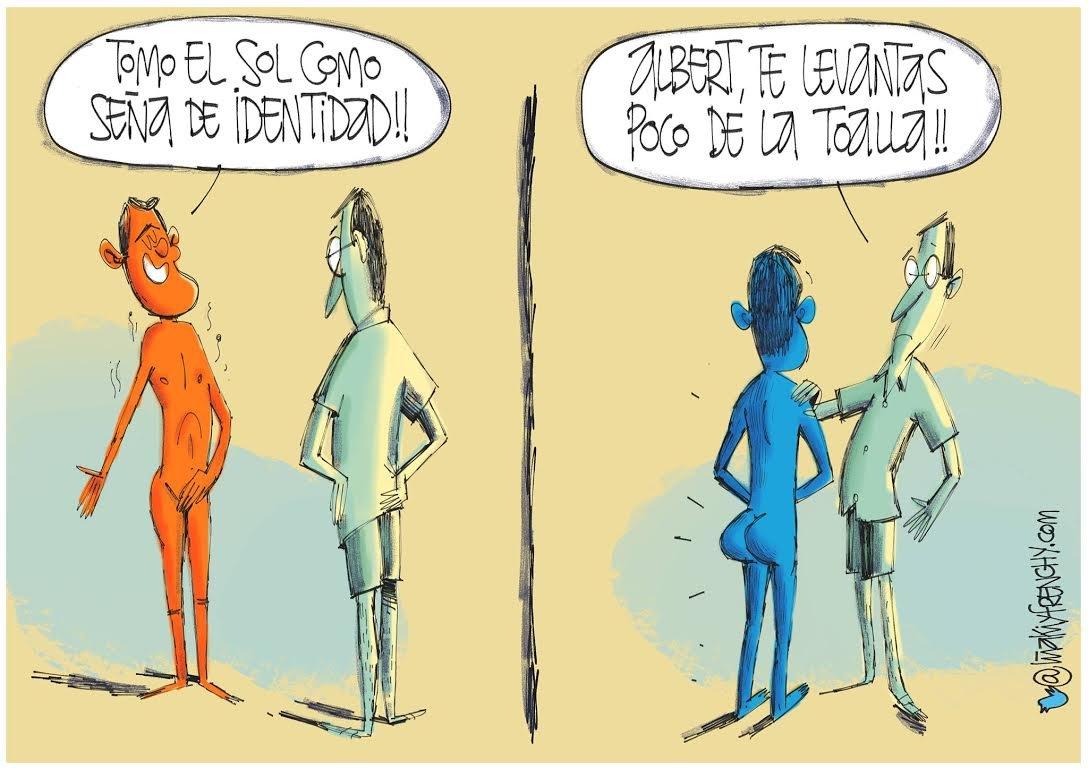 Ana Alonso Desnuda al desnudo - iñaki&frenchy - diario digital nueva tribuna