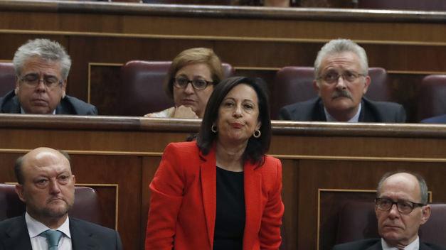 Quince diputados del Grupo Socialista rompen la disciplina de voto y mantienen el 'no' a Rajoy