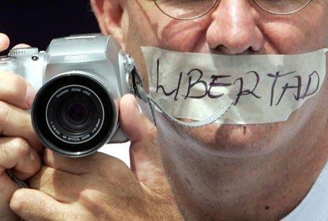 RSF pide al nuevo Gobierno que derogue la ley mordaza