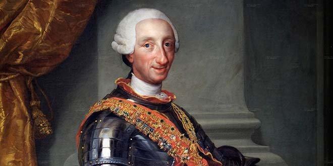 Carlos III y el despotismo ilustrado