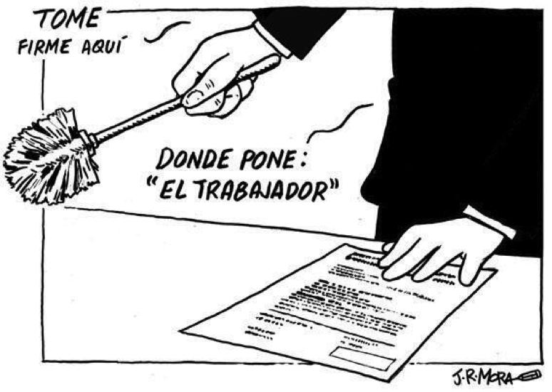 Resultado de imagen de Las vergüenzas del empresariado español