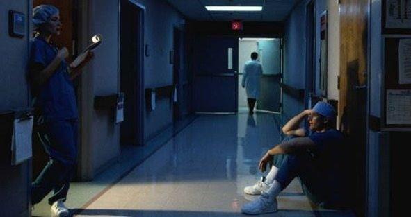 Las enfermeras del turno de noche - 1 part 2