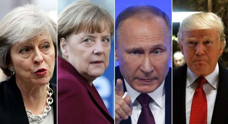 f2bd86cc03 Europa vive una intensa ola de frío. Climatológico y político. Nos interesa  el segundo
