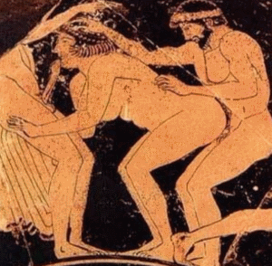 el griego sexo