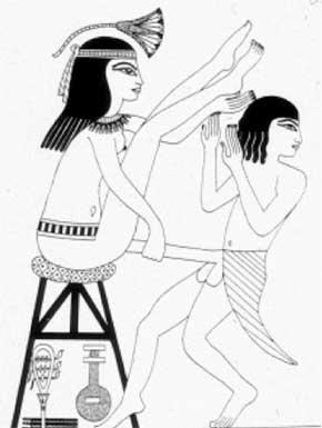 El Sexo En El Antiguo Egipto De Los Faraones