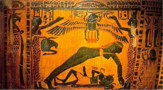 pinturas prostitutas prostitutas egipcias