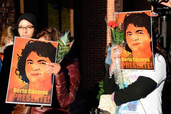 Asesinato de Berta Cáceres: contundentes conclusiones del informe del GAIPE