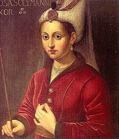 La Historia de la odalisca Roxelana y el Sultán Soleimán el Magnífico 2017032616370732248